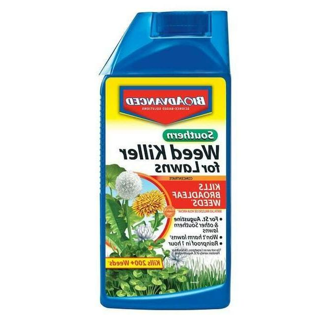 advanced 32 fl oz concentrated lawn weed