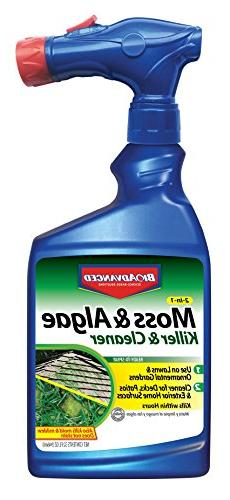 Bayer Advanced 704710b 32 Oz. 2-In-1 Moss & Algae Killer