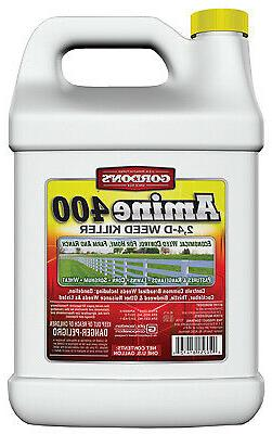 Amine 400 Weed Killer, 2,4-D, 1-Gal. Concentrate