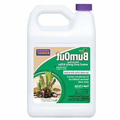 burn weed grass concentrate killer