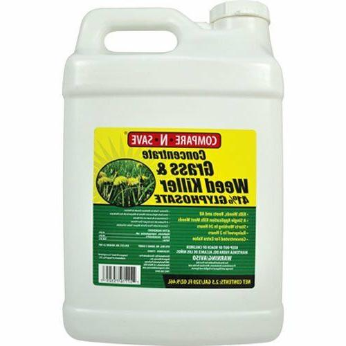 Compare-N-Save and Weed Killer, 41% 32oz, 2,5,1Gal