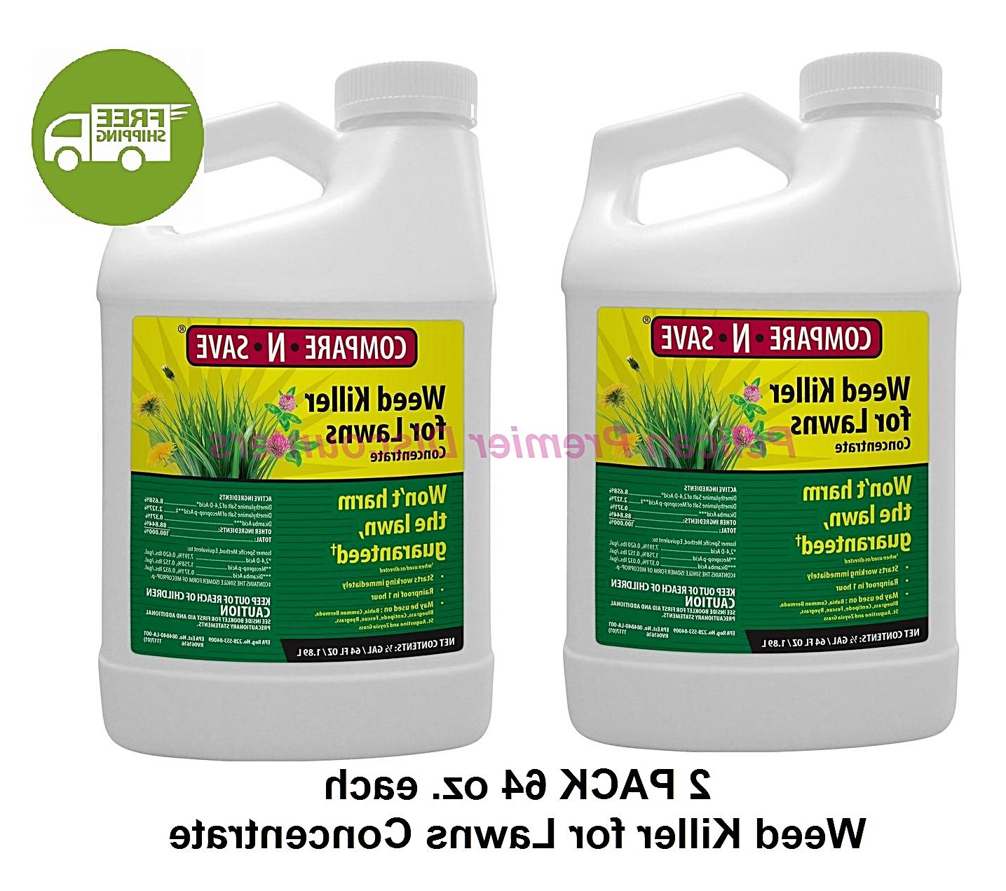 Compare-N-Save for Lawns