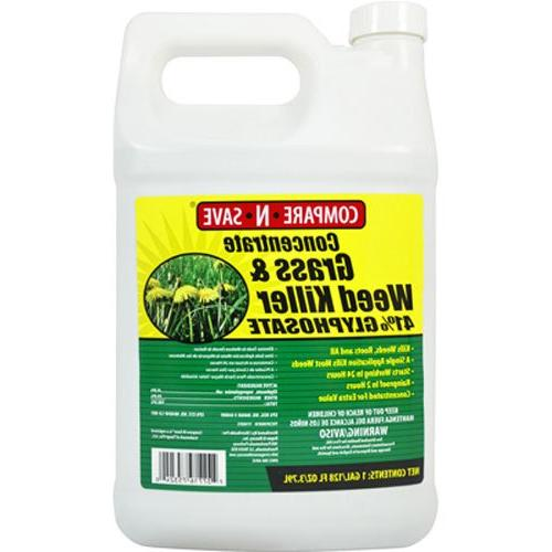 compare save grass weed killer