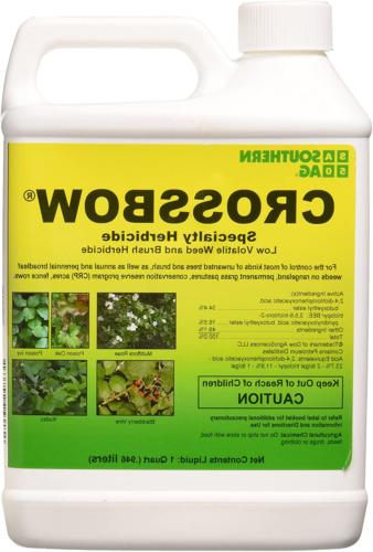 Crossbow Specialty Herbicide Weed & Brush Killer 1 Quart Con