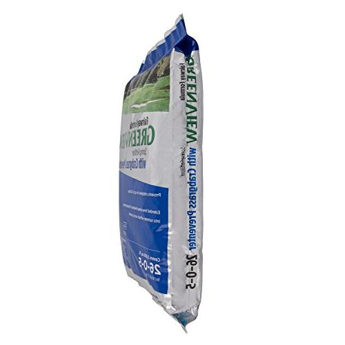 Fertilizer with 17 lb Covers 5,000