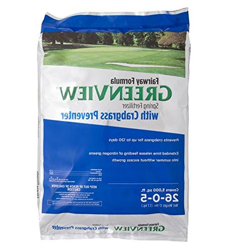 fairway formula spring fertilizer
