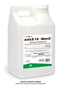 Credit 41 Extra 5 Gallons  41% Glyphosate Non-Selective Herb