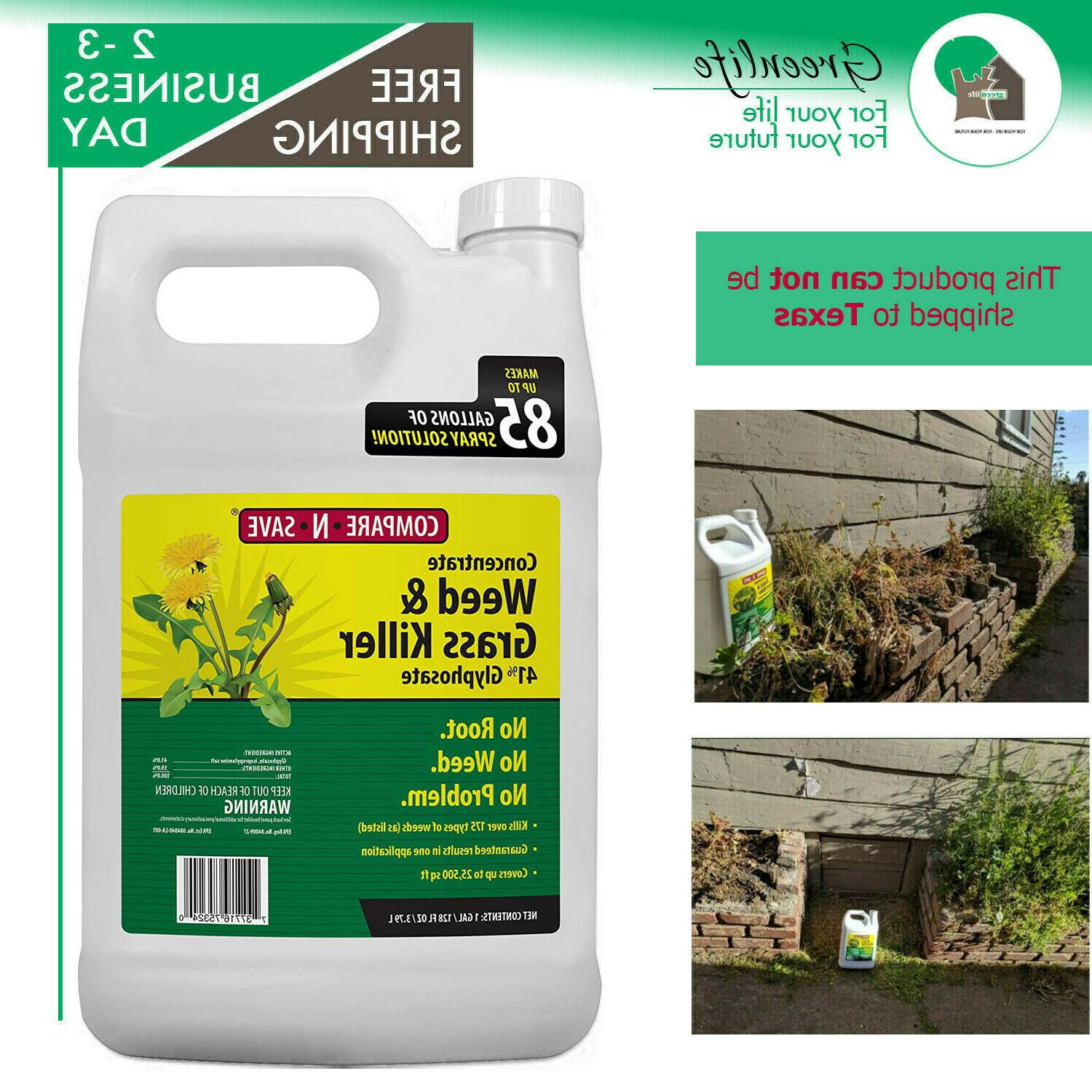 grass weed killer 1 gallon compare n