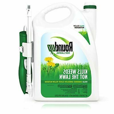 grass weed killer for lawns and garden