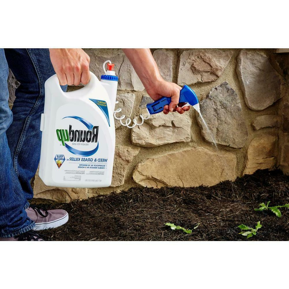 Grass Weed Killer Weeds Roots Rainproof Convenient Ready To Use