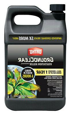 Ortho  GroundClear  Vegetation Killer  Concentrate  1 gal.