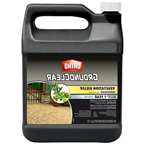 groundclear vegetation killer concentrate