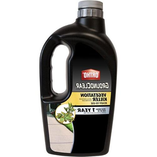 groundclear vegetation killer ready use