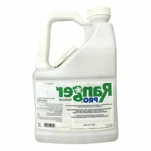 herbicide 2 5 gallons weed grass killer