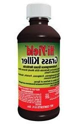 Hi-Yield Grass Killer Post-Emergent Herbicide 8oz