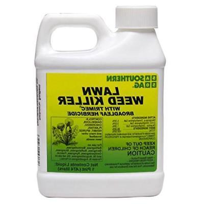lawn weed killer with trimec