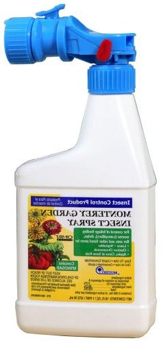 Monterey Garden Insect Spray with Spinosad Ready-to-Spray 16