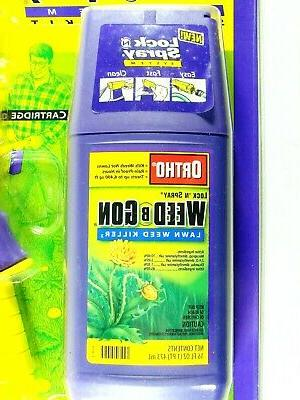 NEW Ortho Spray System Starter Weed Gone Lawn & Weed SEALED