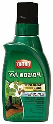 NEW Ortho MAX Poison Ivy And Tough Brush Killer 32 Oz FREE2D