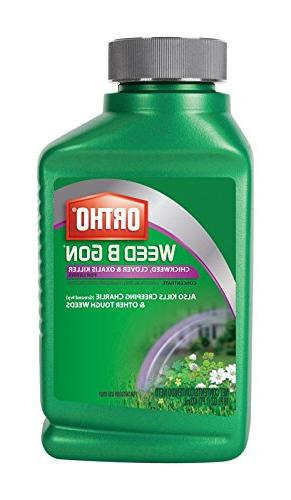 ortho lawn weed killer triclopyr