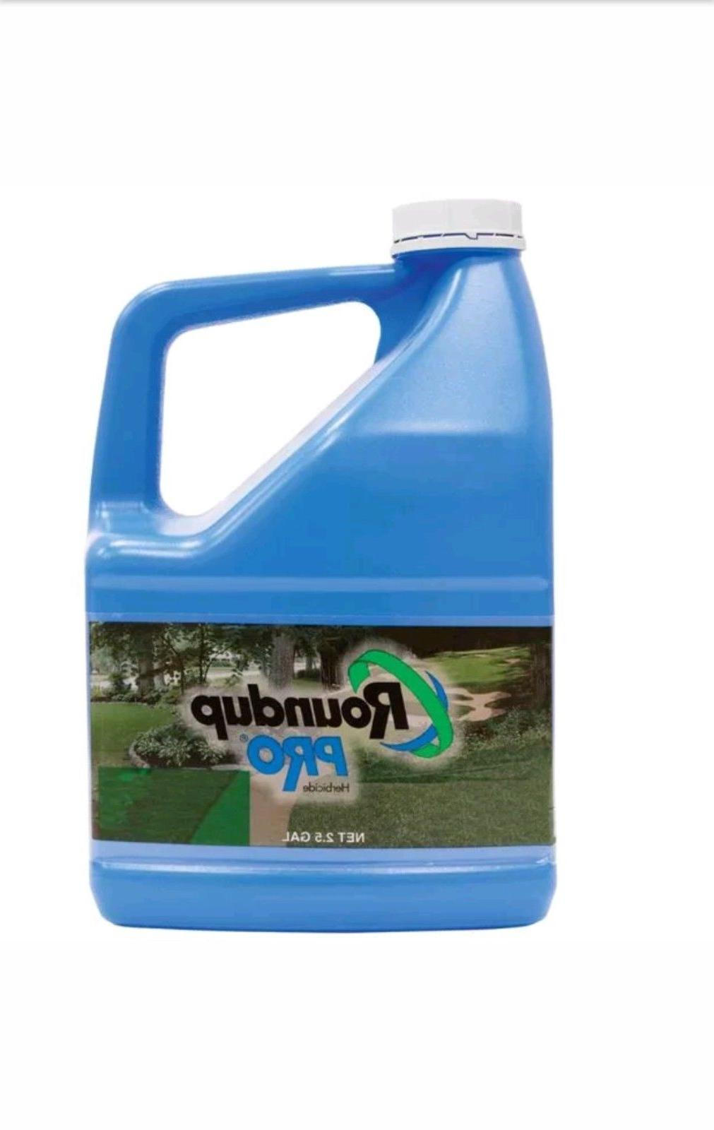 pro concentrate 2 5 gal grass killer