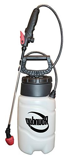 1 Gallon Roundup Pump Pressure Sprayer Garden Yard Lawn Weed