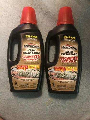 qty two extended control concentrate 32 fl