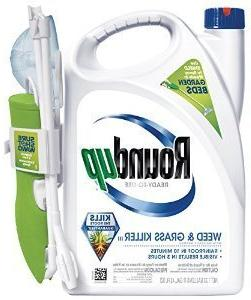 Roundup Ready-To-Use Grass Killer III Sure gal.