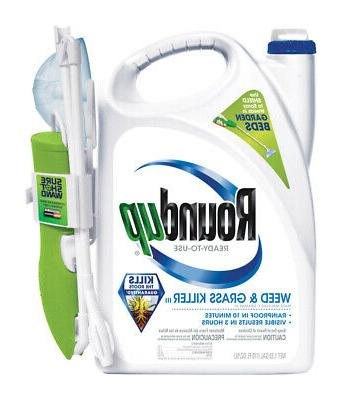 ready use weed grass killer
