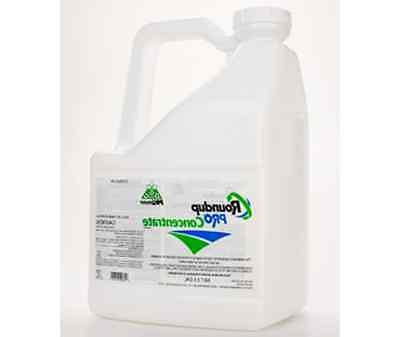 Roundup Pro Concentrate Gals Glyphosate 50.2% Weed &
