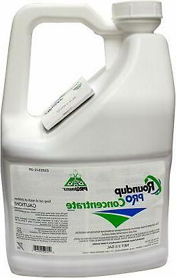 Roundup PRO Concentrate 2.5 Gallon 524-529