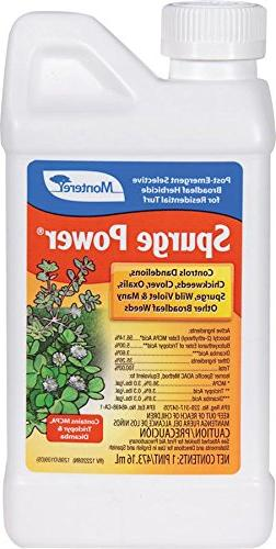 Spurge Power Herbicides Jug - Size: 1 Pint