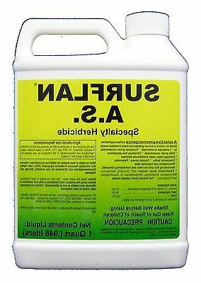 surflan a specialty herbicide emergent