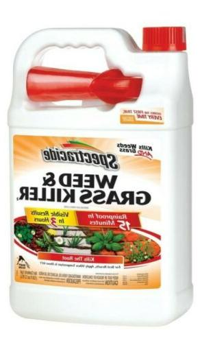 weed and grass killer spray 1 gal