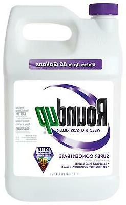 Roundup Weed and Grass Killer Super Concentrate, 1-Gallon 1