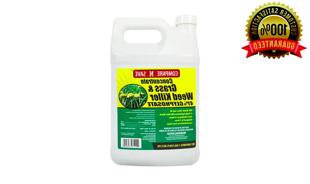 Weed and Grass Lawn Killer Glyphosate Concentrate Ready To U