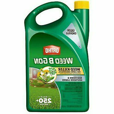 Ortho Weed B Gon Weed Killer For Lawns Concentrate, 1 gal