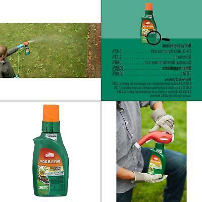 Ortho Weed B Gon Weed Killer for Lawns Plus Crabgrass Contro