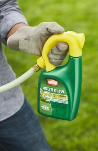ORTHO Weed B Gon Lawn Weed 32-oz Concentrate with