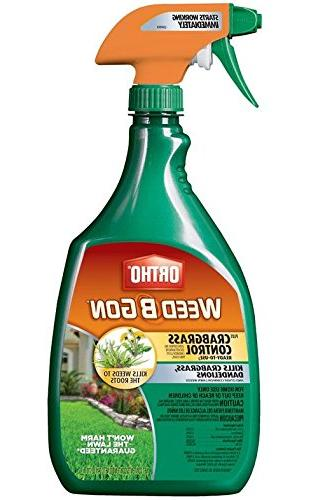 Weed-B-Gon Max Plus Crabgrass Ready to Use Pesticides