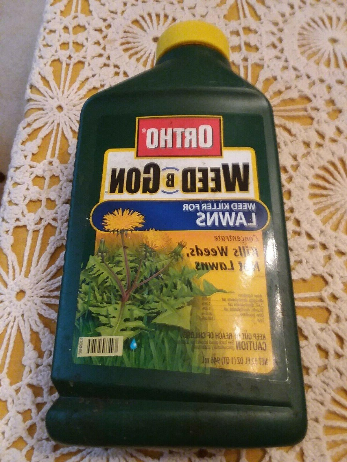 weed b gone weed killer for lawns