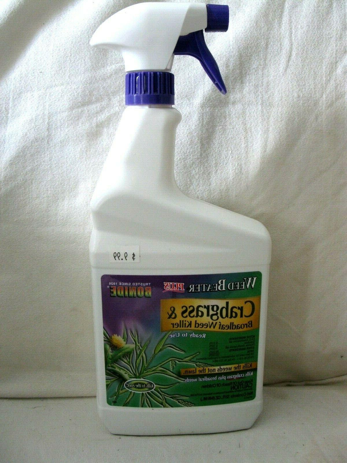 weed beater plus crabgrass and weed killer