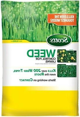 weed control for lawns 14 lb lawn