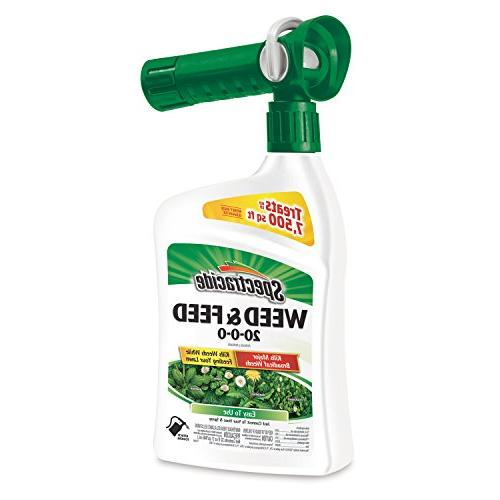 Spectracide & 20-0-0, Ready-to-Spray,