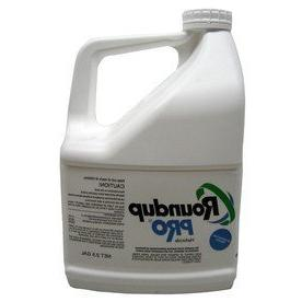 round concentrate glyphosate gal jug