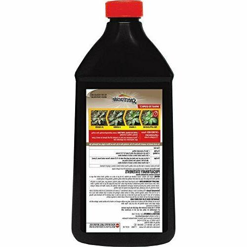 Spectracide Grass With Concentrate 40 Ounce
