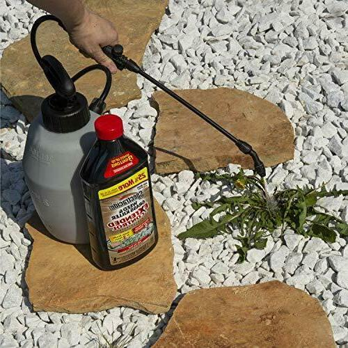 Spectracide Weed Killer With Control 40 Ounce