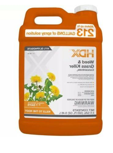 weed killer 2 5 gallons new free