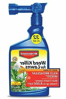 Bayer Advanced Weed Killer for Lawns - 32-ounces - Hose End