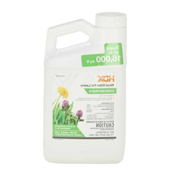 HDX LAWNS 64 oz Concentrate - DAY RESULTS
